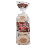 Old Mill English Muffins Whole Wheat (6 per pack)