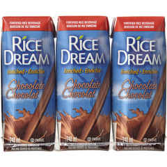 Rice Dream Milk Enriched Chocolate (3x240mL)  - Urbery
