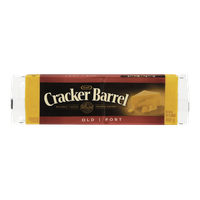 Cracker Barrel Cheese Block Old Cheddar (460g)  - Urbery