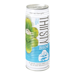 Thirsty Buddha Coconut Water All Natural With Pulp (520 ml)  - Urbery