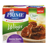 Maple Leaf Prime Wings, Honey Garlic (800g)  - Urbery
