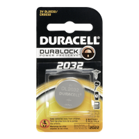 Duracell 2032 Lithium Battery (1ea)  - Urbery