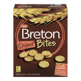 Dare Breton Bites Crackers, Original (200g)