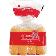 Old Mill Hamburger Buns (8 per pack)