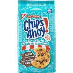 Christie Chips Ahoy! Cookies Ice Cream Creations, Mocha Chunk (280g)  - Urbery