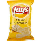 Lay's Classic Potato Chips (255g)