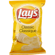 Lay's Classic Potato Chips (255g)  - Urbery