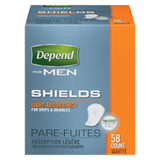 Depend Shields for Men (4x51ea)