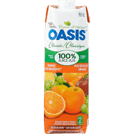 Oasis Oasis Organic Orange Pure Breakfast (960mL)  - Urbery