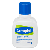 Cetaphil Gentle Skin Cleanser (60mL)  - Urbery