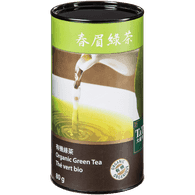 T&T Organic Green Tea, Loose (80g)  - Urbery