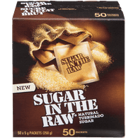 In The Raw Sugar In the Raw (50g)  - Urbery