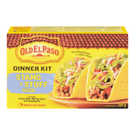 Old El Paso Stand 'n Stuff Tacos Dinner Kit (250g)  - Urbery