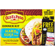Old El Paso Taco Dinner Kit (340g)  - Urbery