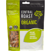 Central Roast Organic Almonds (215g)  - Urbery