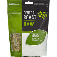 Central Roast Organic Raw Pumpkin Seeds (250g)  - Urbery