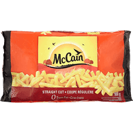 McCain Straight Cut Fries (900g)  - Urbery