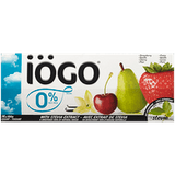 IOGO Fat Free Yogurt, Assorted (16x100g)