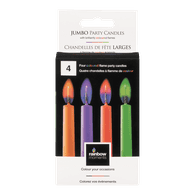 Candles, Jumbo (1ea)  - Urbery