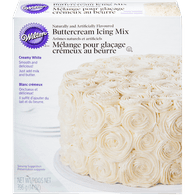 Wilton Buttercream Icing Mix (1ea)  - Urbery