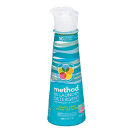 Method Laundry Detergent, Beach Sage (600mL)  - Urbery