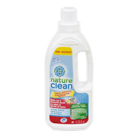 Nature Clean Fabric Softener, White Lily & Moroccan Myrrh (1L)  - Urbery