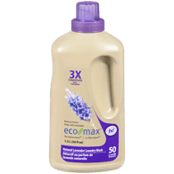 Eco-Max 3 x Natural Lavender Laundry Wash (1.5L)  - Urbery