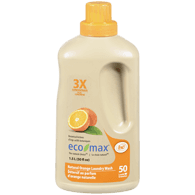 Eco-Max 3 x Hypoallergenic Organic Laundry Wash (1.5L)  - Urbery