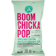 Boom Chicka Pop Lightly Sweet Popcorn (142g)
