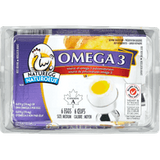 Naturegg Omega 3 White Eggs (6 e.a)