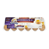 Naturegg Omega 3 Brown Eggs, Large (12 e.a)