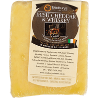 Bradbury's Cheese Punchdown Irish Metre Cheese (200g)
