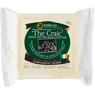 Bradbury's Cheese The Craic Cheddar (200g)