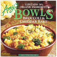 Amys Broccoli Cheddar Bake Bowl (269g)