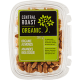 Central Roast Organic Almonds (400g)