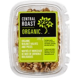 Central Roast Organic Walnut Halves (300g)