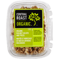 Central Roast Organic Walnut Halves (300g)  - Urbery