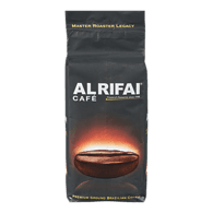 Al Rifai Premium Ground Brazilian Coffee (450g)  - Urbery