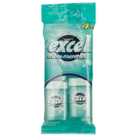 Excel Mints Multi pack (4 e.a)