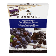 Brookside Dark Chocolate A̤ai Blueberry (100g)  - Urbery