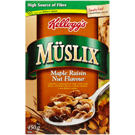 Kellogg's Muslix Maple Nut (450g)  - Urbery