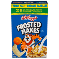 Kellogg's Frosted Flakes (650g)  - Urbery