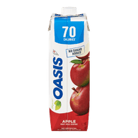 Oasis 70 Cal, Apple (960mL)  - Urbery