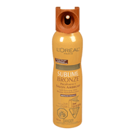 L'Oreal Sublime Bronze Self-Tanning Mist (150mL)  - Urbery
