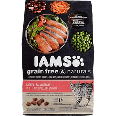 Iams ProActive Health Cat Food Salmon & Chicken (1.95kg)  - Urbery