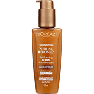 L'Oreal Sublime Bronze Self-Tanning Serum (100mL)  - Urbery