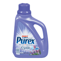 Purex Laundry Detergent with Crystals, Fresh Lavender Blossom (2.03L)  - Urbery