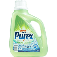 Purex Coldwater Laundry Liquid, Natural Elements (2.03L)  - Urbery
