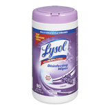 Lysol Disinfecting Wipes, Early Morning Breeze (80ea)
