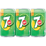 7Up Mini Cans (6X222ML)